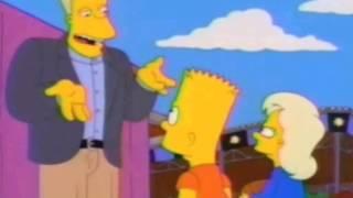 Random Simpsons voiceover: Bart & Greta Part 1