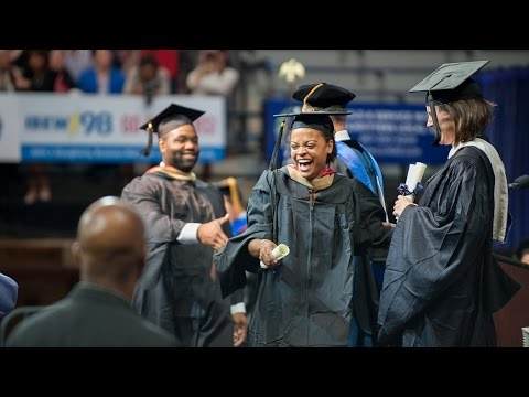 Wharton MBA Graduation Ceremony 2016