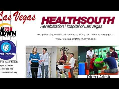 HEALTHY LAS VEGAS SHOW 19 - Health South Rehab Programs