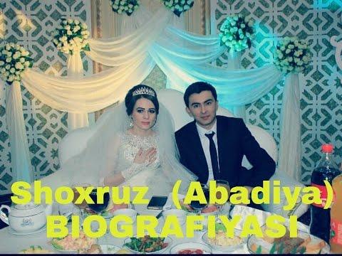 Shoxruz  (Abadiya) BIOGRAFIYASI 2016 ШОХРУЗ  (АБАДИЯ) БИОГРАФИЯСИ 2016