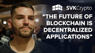 The Future of Blockchain is Decentralized Application - interview with Dallas Rushing