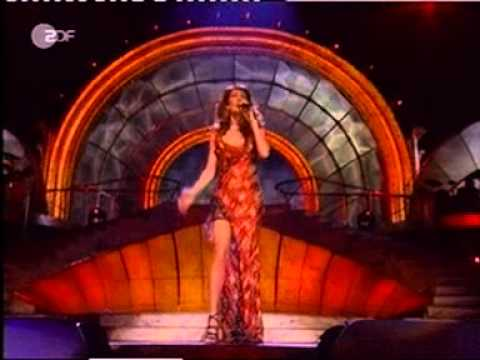 Celine Dion - A new day has come (Concert...
