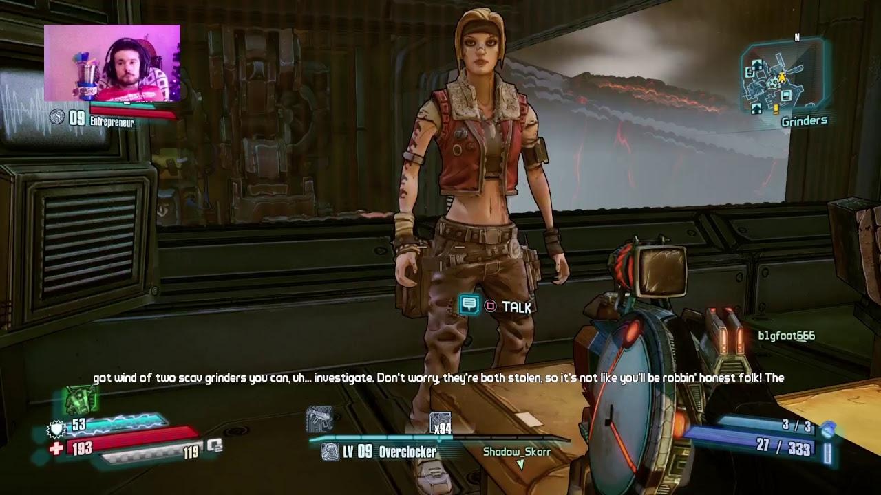 Borderlands the pre sequel matchmaking problems