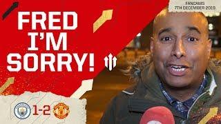 RASHFORD CAN'T BE STOPPED! MAN CITY 1 MAN UTD 2 Etihad Match Review