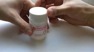 Витамины Компливит Отзывы и цена 11 витаминов 8 минералов
