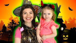 Trick or Treat Song|Halloween Song | Kids Songs | Halloween Song by Sasha