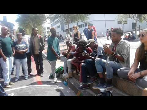 Cape Town Open Street
