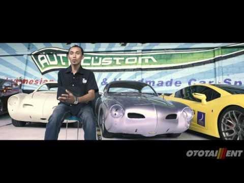 Kupu-Kupu Malam - Pengrajin Mobil dari Jogjakarta