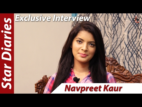 Navpreet Kaur - Star Diaries - FBB Femina Miss India 2016 Fi