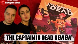 The Captain is Dead Video review