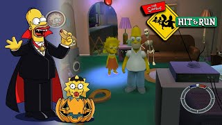 Ужасы и Хэллоуин Симпсоны Ударь и беги - The Simpsons Hit and Run [15]