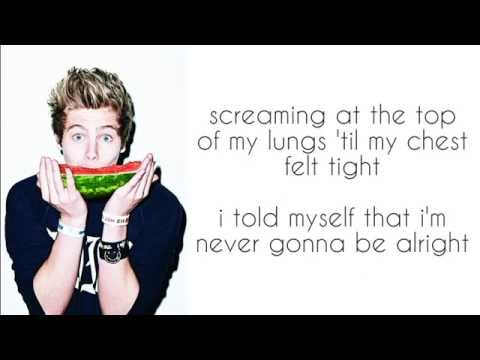 5SOS Wrapped Around Your Finger  (Lyrics + Pictures)