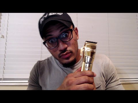 Gold Babyliss Gold FX Initial thoughts!
