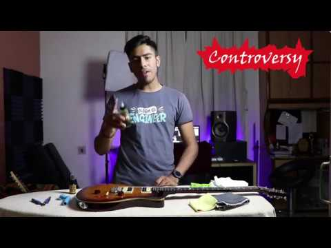 HOW TO CLEAN & MAINTAIN YOUR GUITAR By Brijesh Sarin