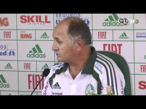 Felipão explica porque paga os pecados no Palmeiras