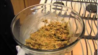Homemade Veggie Burgers Recipe: Veggie Burger Recipe: Veggie Burger Video Recipe