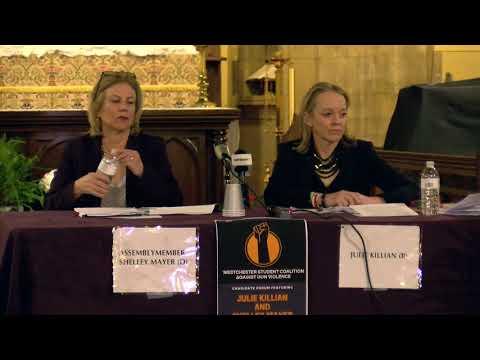 New York State District 37 Candidate Forum on Gun Control