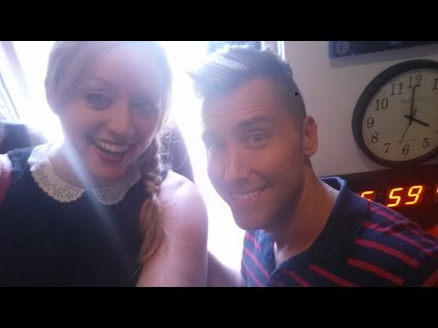 Mccready cast LIVE in the studio with Lance Bass FULL