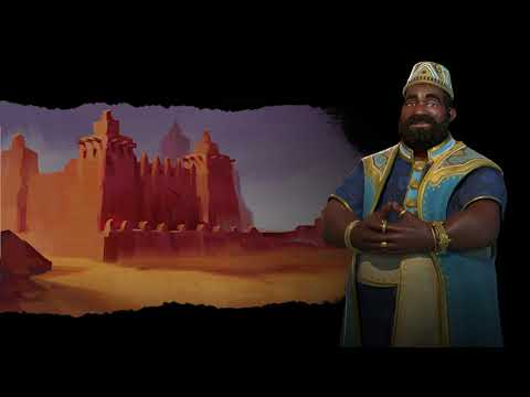 Mali Theme - Medieval (Civilization 6 OST )   Mali Sadjo; Masana Seesay