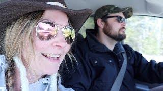 U.P. Road Trip with Bushradical- Speaking, Knife Tours, & 20 yrs. of Marriage