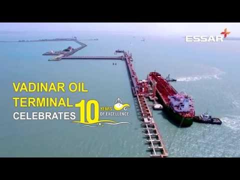 Essar's Vadinar Marine Terminal celebrates a decade of excellence