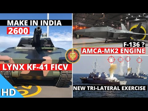 Indian Defence Updates : Germany Offers KF-41,F136 Engine Te