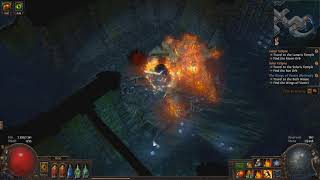 Path of Exile: Abyss - стрим 10/12/17