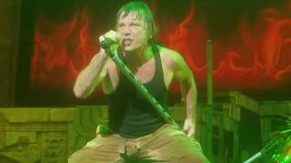 Iron Maiden - The Number of the Beast - Xfinity Center - Mansfield, MA - July 19, 2017