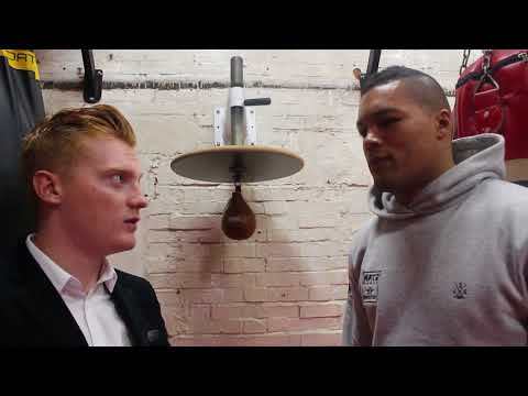 JOE JOYCE ON BEING WITH DAVID HAYE,PRO-DEBUT,JOSHUA-PULEV,TYSON FURY,BEING FAST TRACKED,MAY-MAC