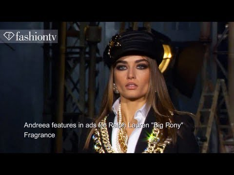 Andreea Diaconu: Model Talk at Fashion Week Spring/Summer 2013 | FashionTV