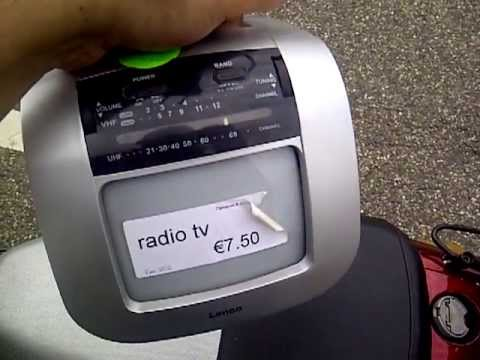 radio tv combo ui got for the colection
