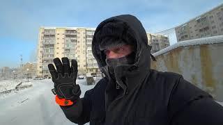 Шокирующий Якутск рыбалка в 40 C и работа на улице Как живут люди в царстве холода Якутия