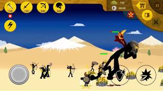 Stick War Legacy / Max Games Studios Strategy Games / Android Gameplay FHD