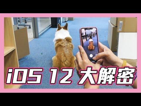 Apple iOS 12零負評更新!連iPhone 5S也變超順暢【3cTim哥 ...