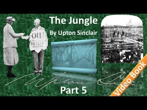 Part 5 - The Jungle Audiobook by Upton...