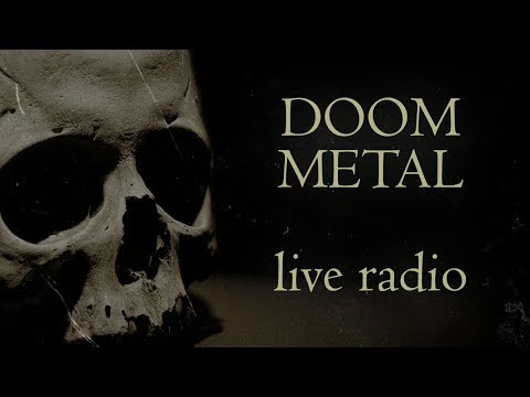 🔴 DOOM Metal Music 24/7 Radio Live Stream by SOLITUDE PRODUCTIONS (death doom, funeral doom, sludge)