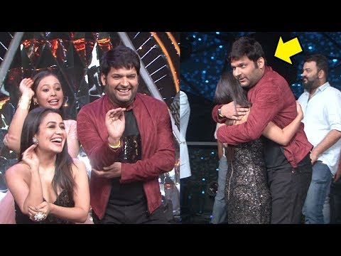 Neha Kakkar Shows Unbelievable LOVE & Respect For Kapil Sharma On Indian Idol Season 10