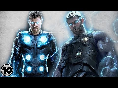 Top 10 Powers You Didn't Know Thor Had