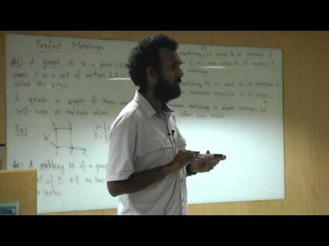 Counting and Tiling by Prof. Arvind (IISc - Maths)