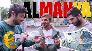 ALMANYA'DA 20 EURO İLE BİR GÜN GEÇİRMEK! ( KAÇAK TREN ) thumbnail