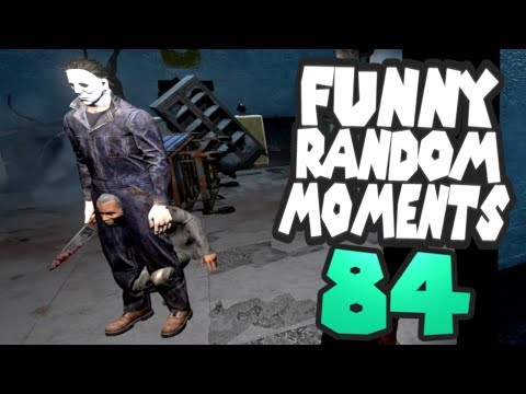 Dead by Daylight funny random moments montage 84