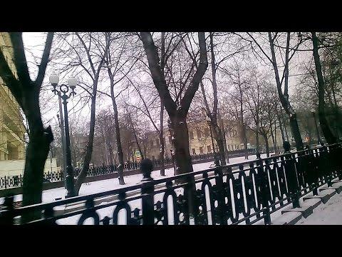 . Москва-Замоскворечье-Хитровка. Поездка по городу в трамвае