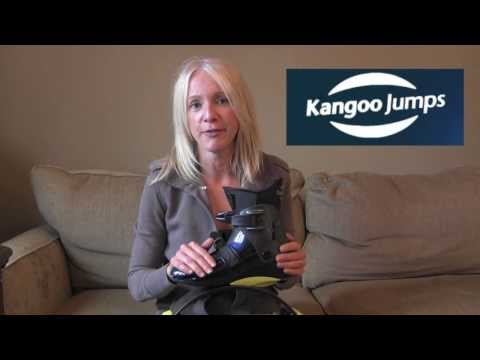 Kangoo Jumps Rebound Shoes -  Tested & Reviewed