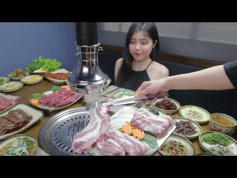 SANGRAHE GARGEN - Nhà Hàng Hàn Quốc Nổi Tiếng Tại Bắc Ninh