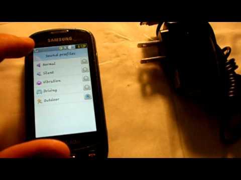 EBAY AUCTION: SAMSUNG HIGHLIGHT CELL PHONE BLUE/AQUA T-MOBILE