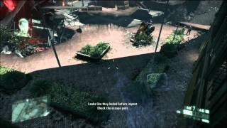 Crysis 2 Walkthrough: Mission 3 [1080p HD] (PC/PS3/XBOX 360)