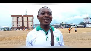 CANTotalEnergies 2021 Tirage au sort  Ambiance Douala  AUB UAR 77