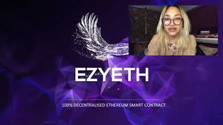 Crypto Review: EZYETH | CRYPTO AFFILIATE COMMISSIONS 2020 | ETHEREUM SMART CONTRACT | DECENTRALIZED