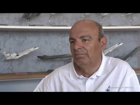 Dassault Aviation : société duale - Salon du Bourget 2019 - Dassault Aviation