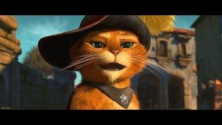 Приключения кота в сапогах 2015 мультсериал трейлер
